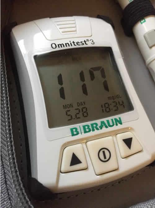 braun omnitest 3 blood sugar monitor review