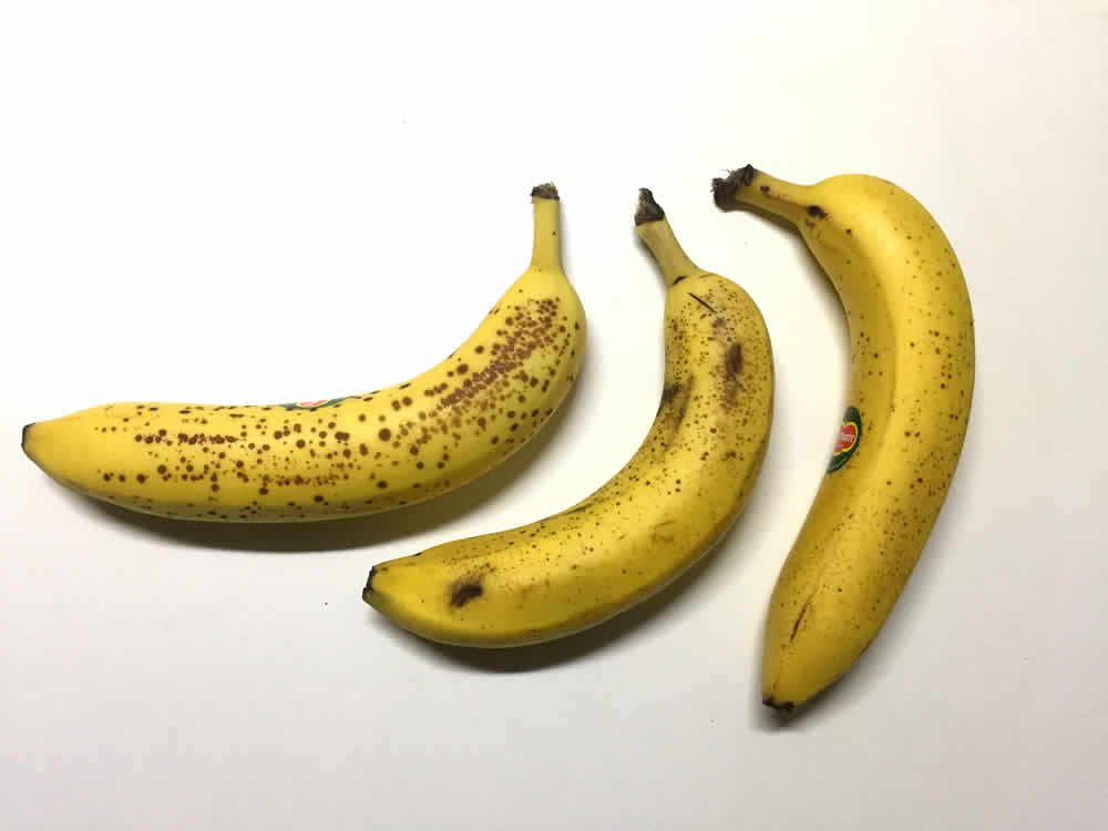 diabetes blood sugar test before and after eating three bananas