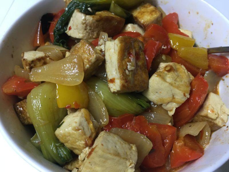 diabetes friendly recipe tofu stir fry