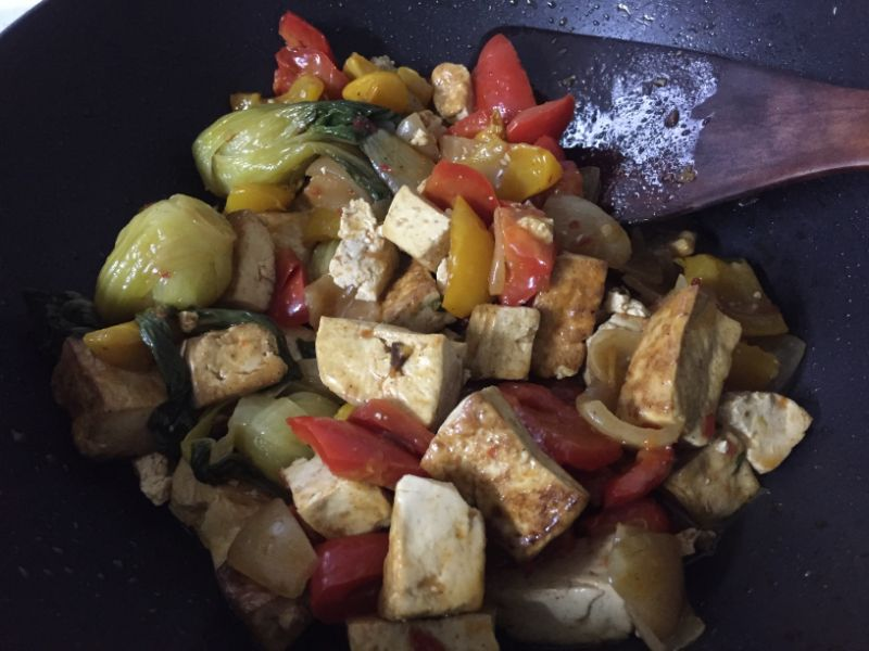 diabetes friendly recipe tofu stir fry