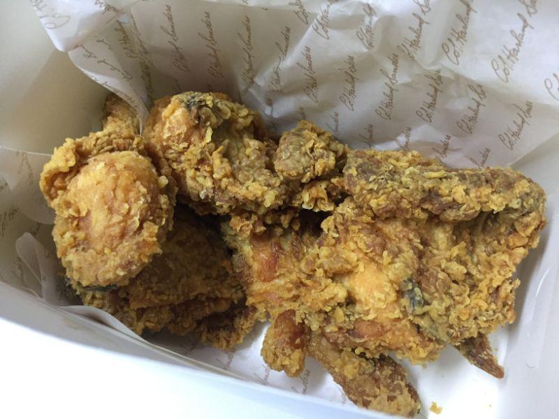 can diabetics eat kfc fried chicken