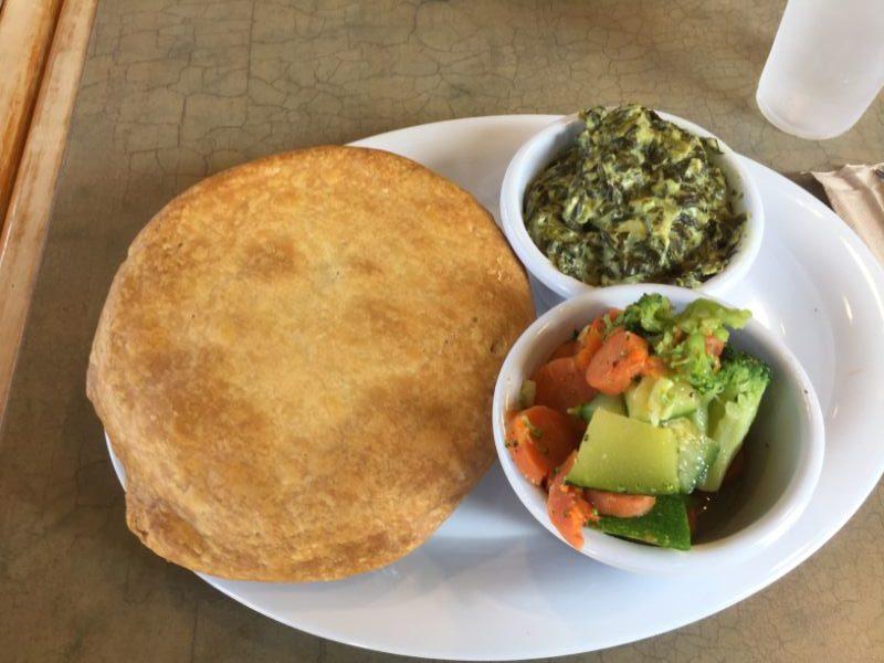 diabetes boston market pot pie