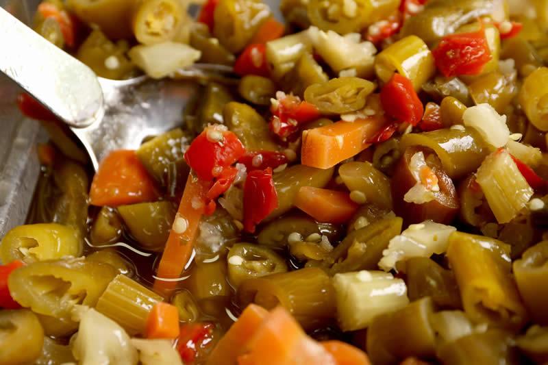 diabetes italian beef giardiniera