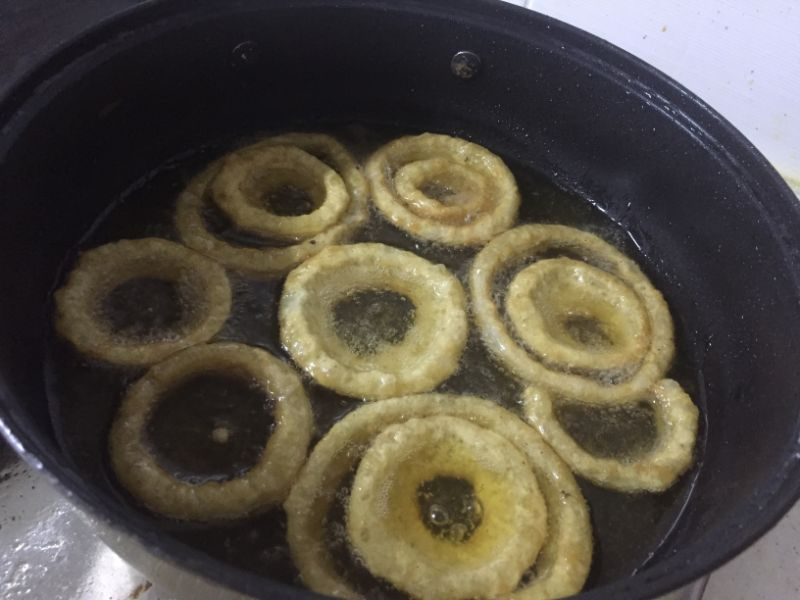 diabetes onion rings