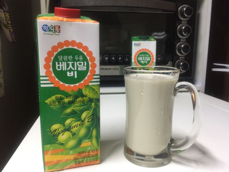 diabetes sweet soy milk