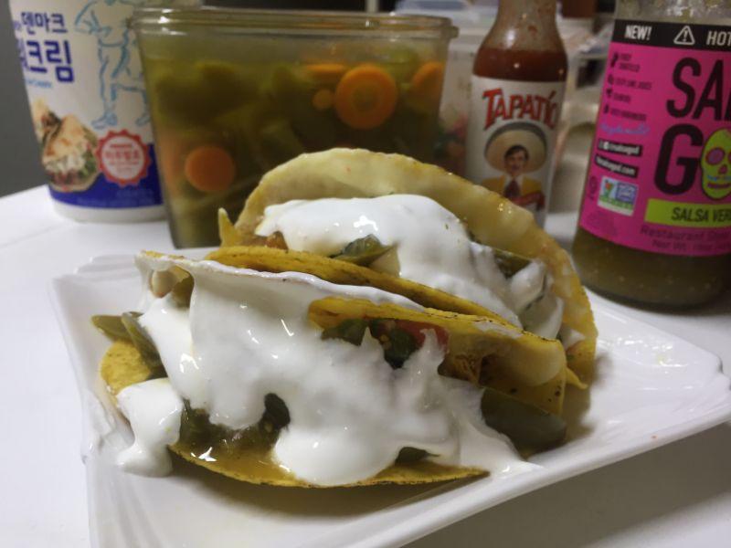 diabetes hard taco shell