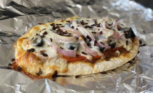 diabetes pizza pita