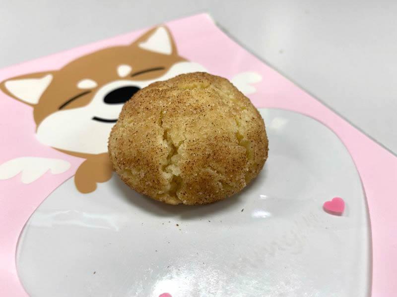 diabetes christmas cookies snickerdoodle