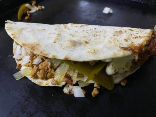 diabetes mexican food quesadilla