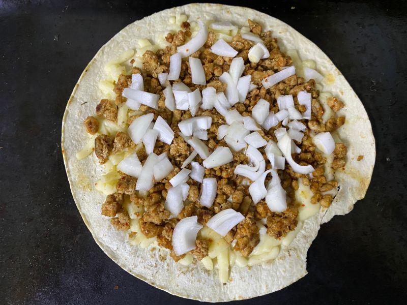 diabetes mexican food quesadilla