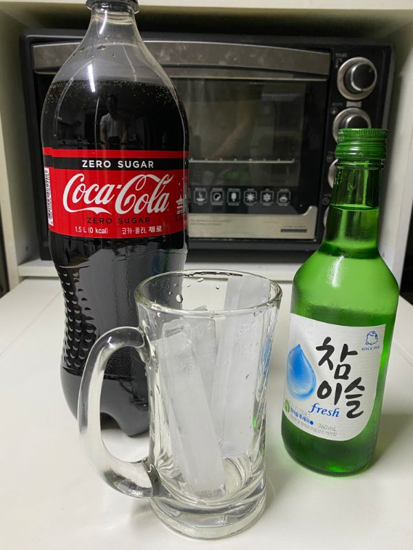 diabetes soju alcohol booze