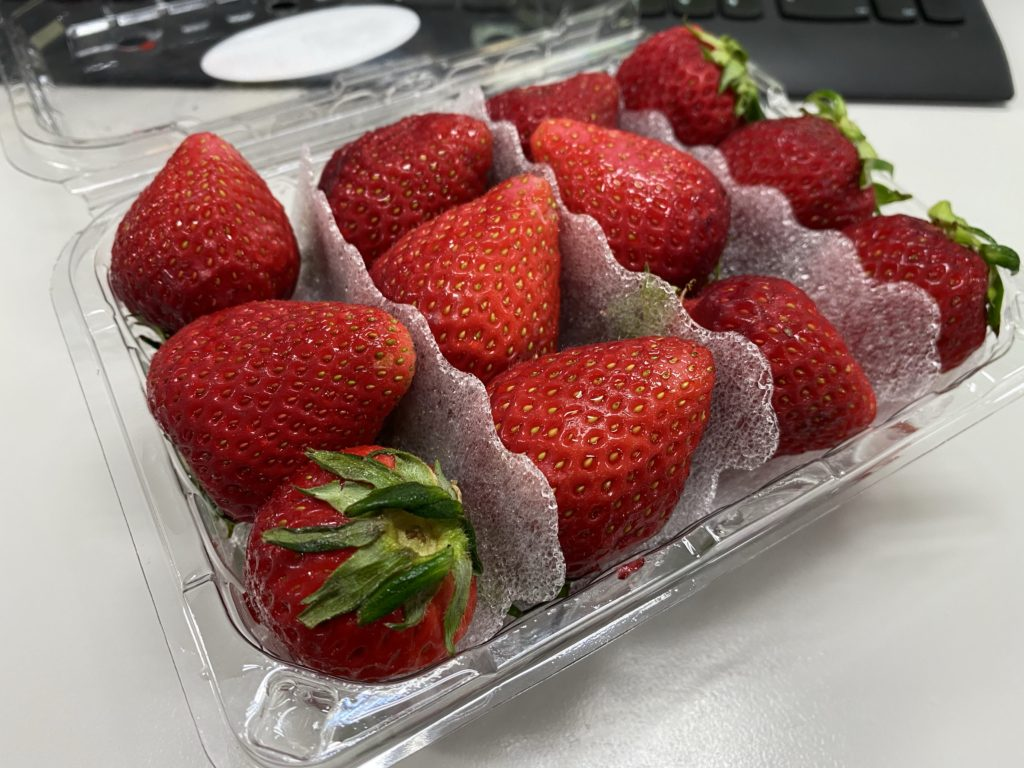 diabetes are strawberries safe