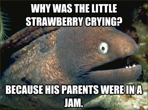 diabetes strawberry joke