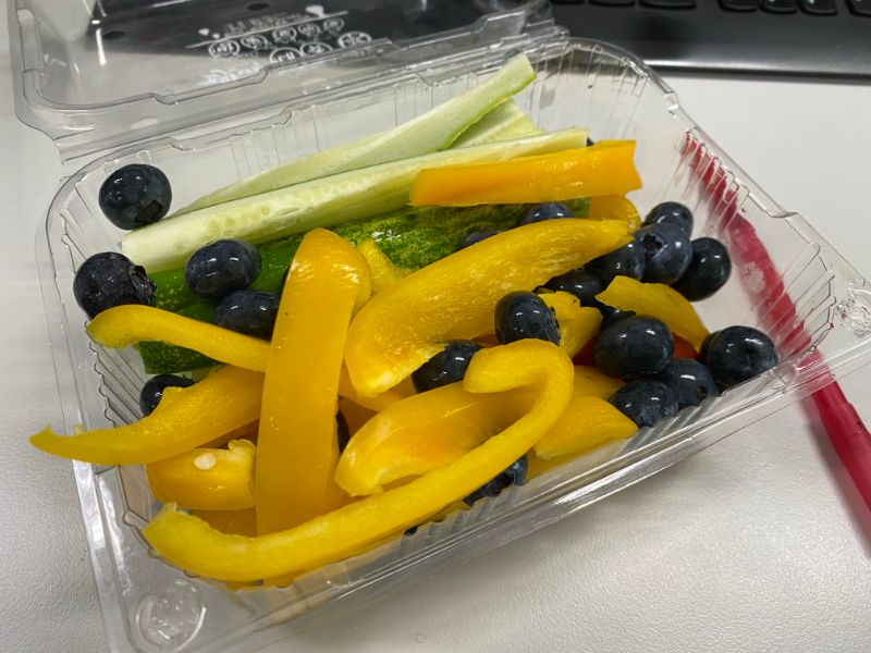 diabetes bell peppers