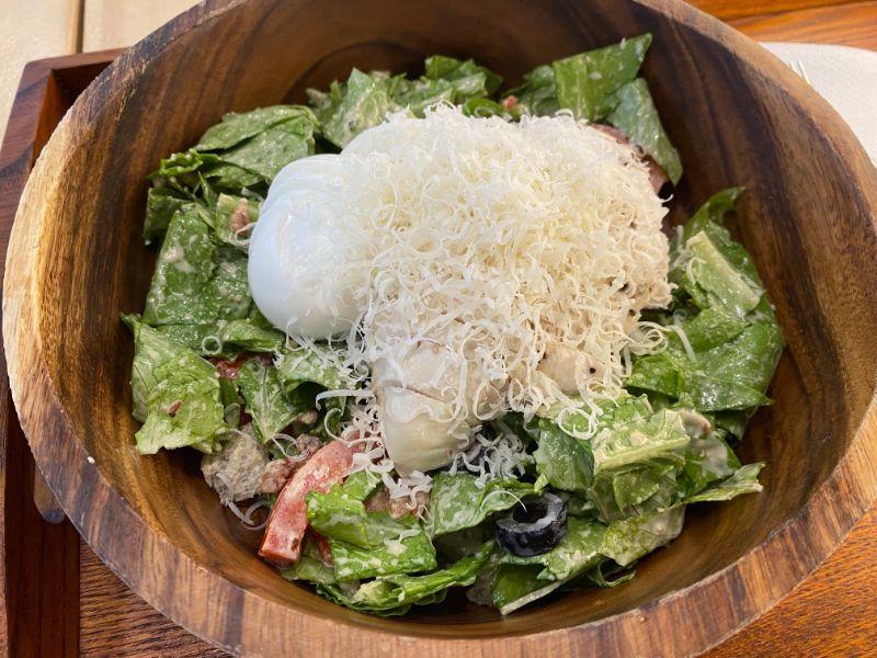 diabetes caesar salad